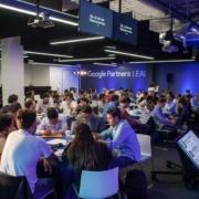 Escala en la web en Google